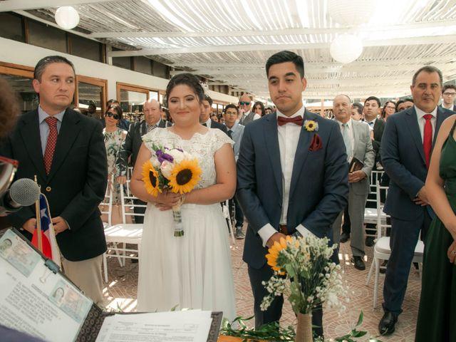 El matrimonio de Felipe y Pía en Paine, Maipo 27