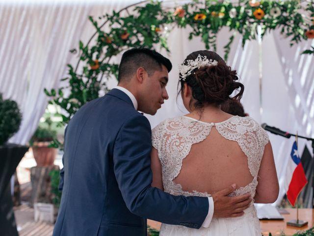 El matrimonio de Felipe y Pía en Paine, Maipo 28