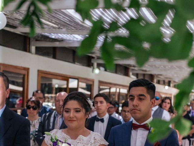 El matrimonio de Felipe y Pía en Paine, Maipo 29