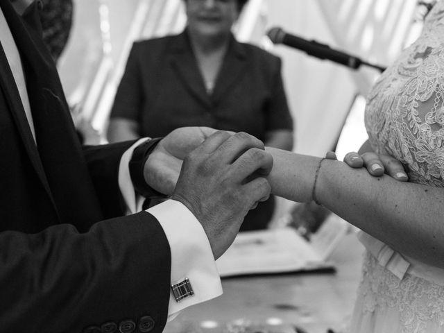 El matrimonio de Felipe y Pía en Paine, Maipo 32