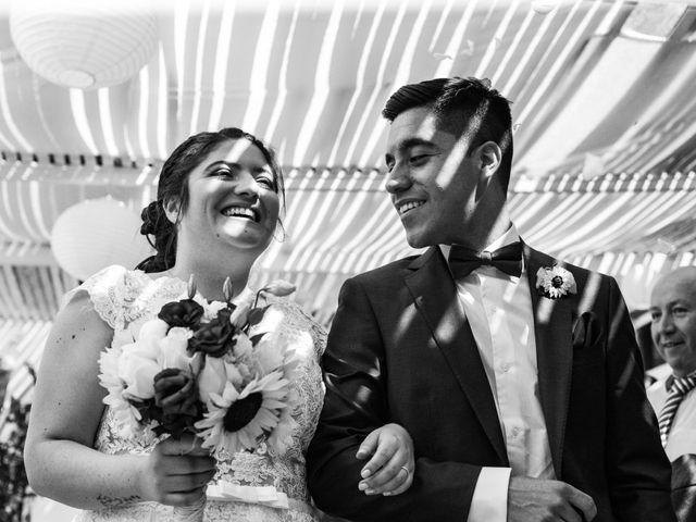 El matrimonio de Felipe y Pía en Paine, Maipo 35