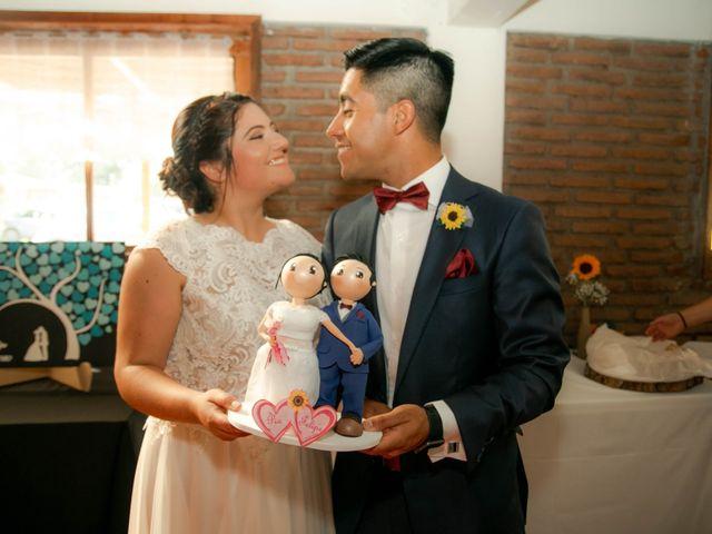 El matrimonio de Felipe y Pía en Paine, Maipo 38