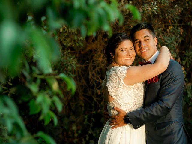 El matrimonio de Felipe y Pía en Paine, Maipo 42