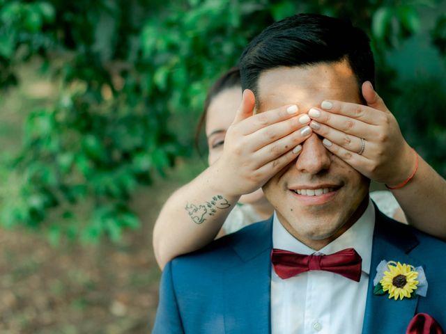 El matrimonio de Felipe y Pía en Paine, Maipo 2