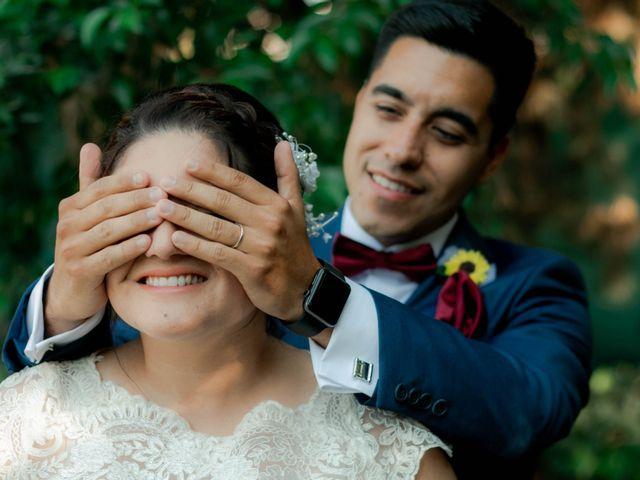 El matrimonio de Felipe y Pía en Paine, Maipo 48