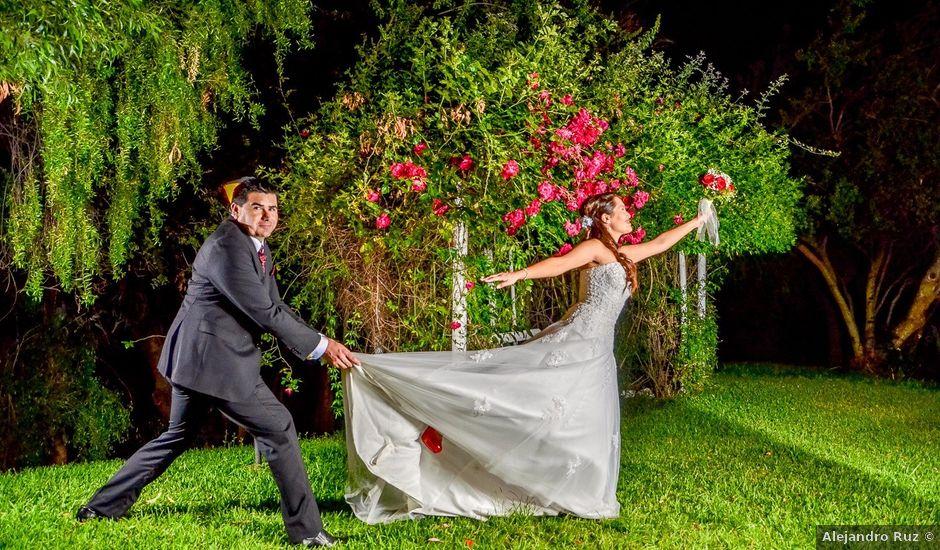 El matrimonio de René y Ester en Olmué, Quillota