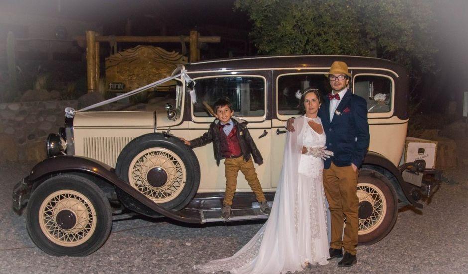 El matrimonio de Jorge  y Paola  en San José de Maipo, Cordillera