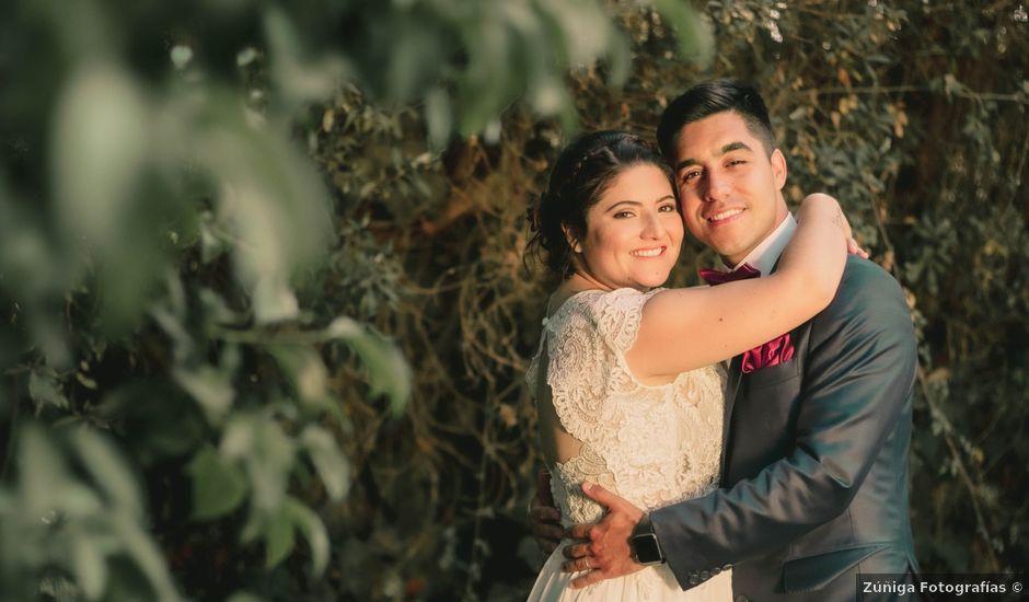 El matrimonio de Felipe y Pía en Paine, Maipo