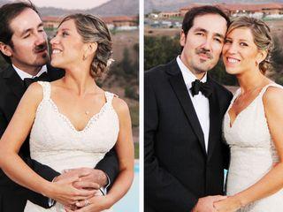El matrimonio de Francisca y Cristobal 2