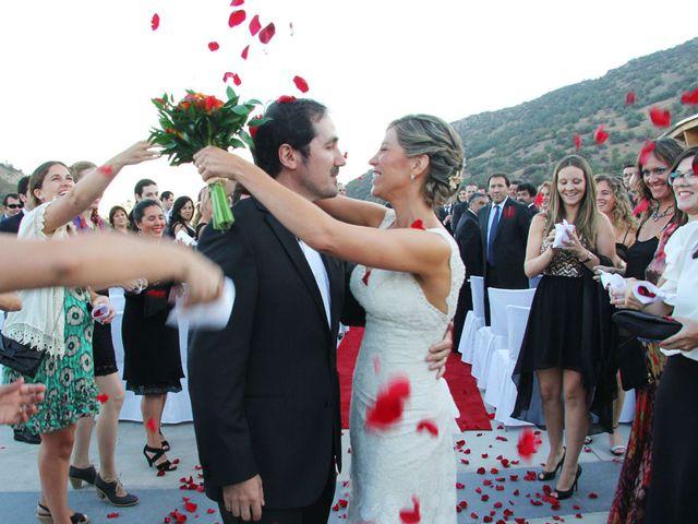 El matrimonio de Francisca y Cristobal