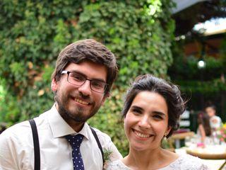 El matrimonio de Constanza  y Cristian  3