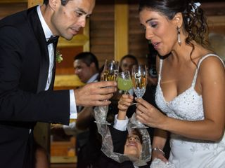 El matrimonio de María Carolina y Felipe 1