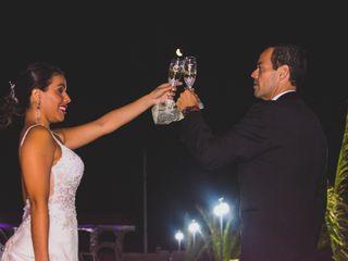 El matrimonio de María Carolina y Felipe 2