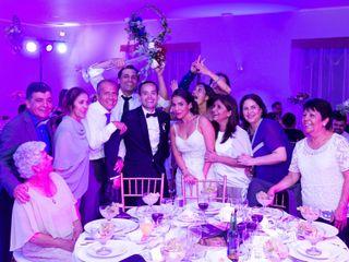 El matrimonio de María Carolina y Felipe 3