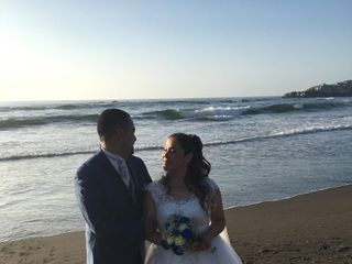 El matrimonio de Alejandra  y Rodrigo  1