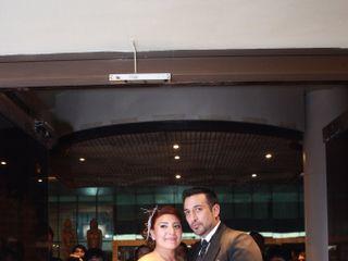 El matrimonio de Andrea y Luis 2