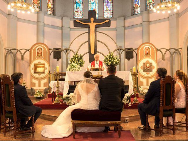 El matrimonio de Felipe y Natalia en Buin, Maipo 5