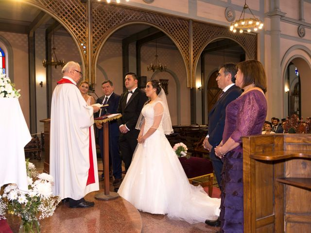 El matrimonio de Felipe y Natalia en Buin, Maipo 6