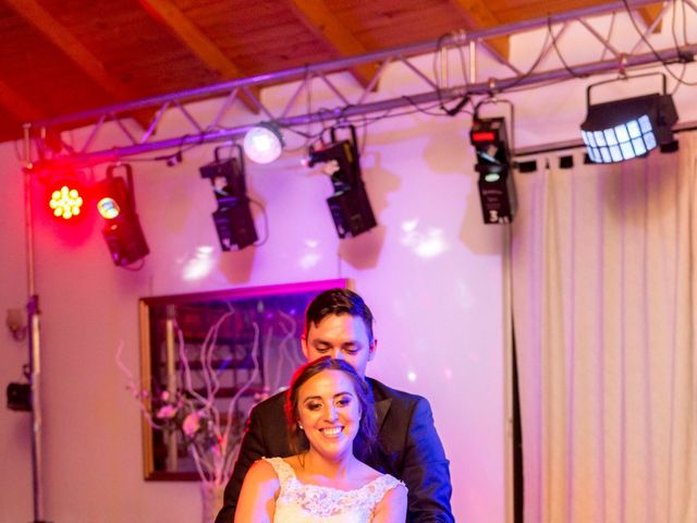 El matrimonio de Felipe y Natalia en Buin, Maipo 17