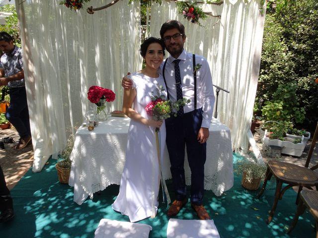 El matrimonio de Constanza  y Cristian
