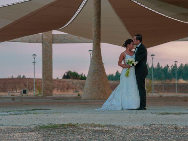 El matrimonio de María Carolina y Felipe