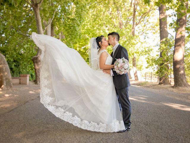 El matrimonio de Duska y Francisco