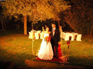 El matrimonio de Alvaro y Carolina