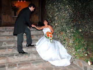 El matrimonio de Alvaro y Carolina 3