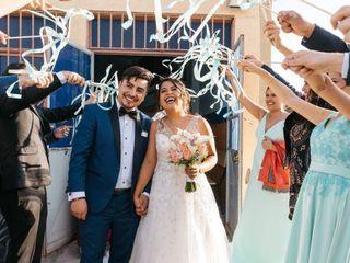 El matrimonio de Yuliana y Erick 3