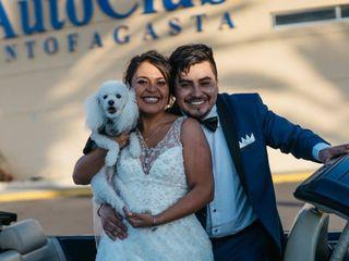 El matrimonio de Yuliana y Erick