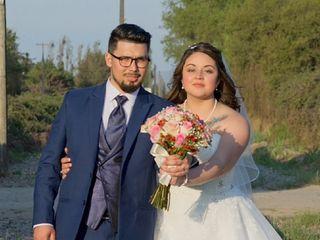 El matrimonio de Jennifer y Jesús 1