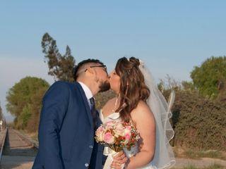 El matrimonio de Jennifer y Jesús 2