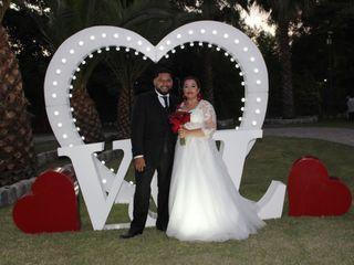 El matrimonio de Vania y Luis 1