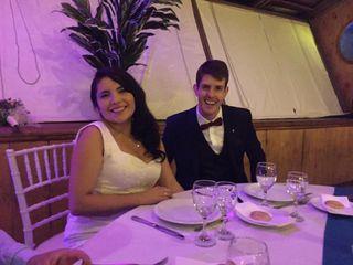 El matrimonio de Dommy y Mike