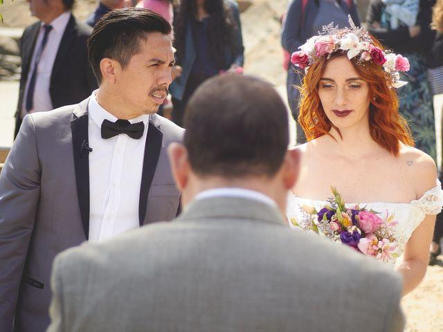 El matrimonio de Daniel y Cote en Puchuncaví, Valparaíso 24