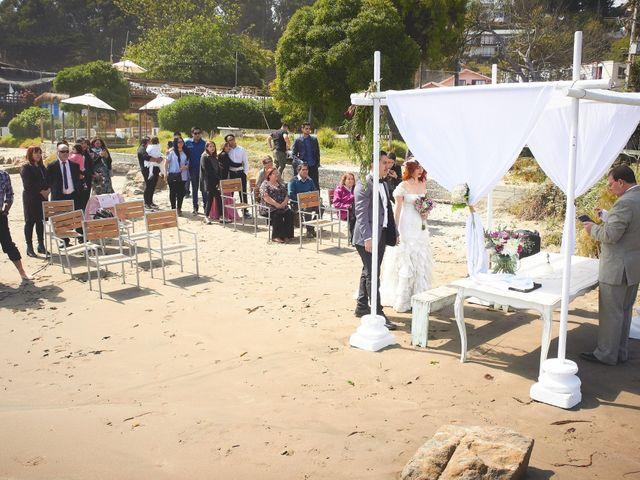 El matrimonio de Daniel y Cote en Puchuncaví, Valparaíso 25