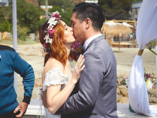 El matrimonio de Daniel y Cote en Puchuncaví, Valparaíso 36