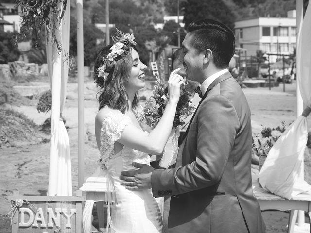 El matrimonio de Daniel y Cote en Puchuncaví, Valparaíso 37