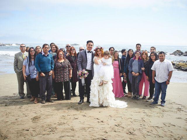 El matrimonio de Daniel y Cote en Puchuncaví, Valparaíso 39