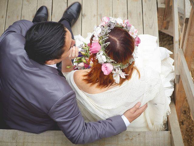 El matrimonio de Daniel y Cote en Puchuncaví, Valparaíso 42