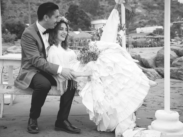 El matrimonio de Daniel y Cote en Puchuncaví, Valparaíso 45