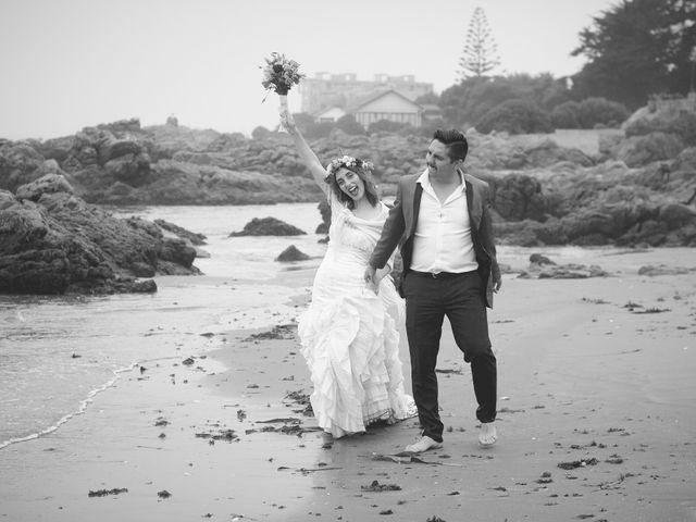 El matrimonio de Daniel y Cote en Puchuncaví, Valparaíso 53