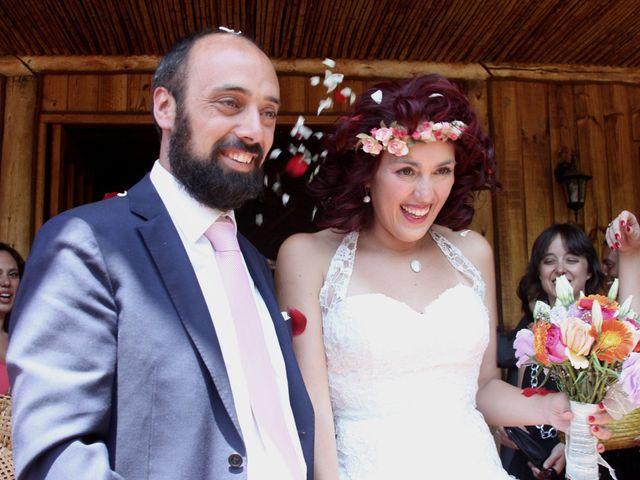 El matrimonio de Javiera y Pedro