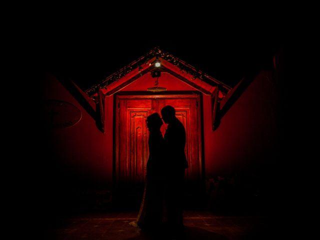 El matrimonio de Gloria y Miguel