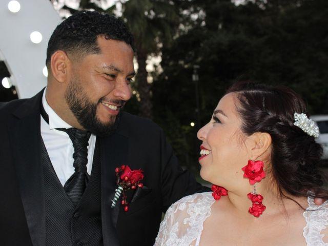 El matrimonio de Vania y Luis
