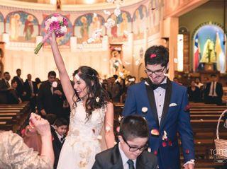 El matrimonio de Romina y Eduardo