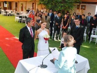 El matrimonio de María José y Jaime 2
