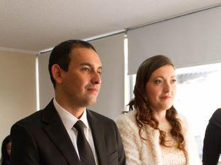El matrimonio de Ana María y Gabriel 1