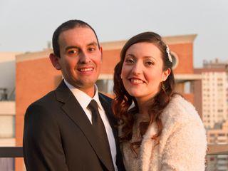El matrimonio de Ana María y Gabriel