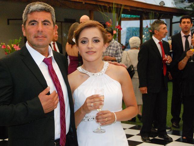 El matrimonio de María José y Jaime